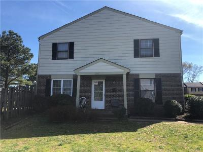 Henrico Condo/Townhouse For Sale: 3267 Hunters Mill Drive