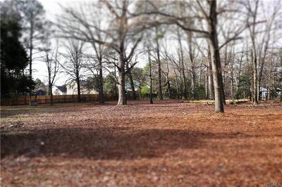 Chester Land For Sale: 16026 Harrowgate Road