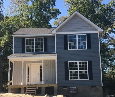 King William Single Family Home For Sale: 18 Central Parkway