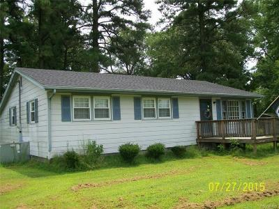 Surry County Single Family Home For Sale: 2680 Martin Luther King Highway