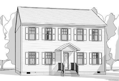 New Kent Single Family Home For Sale: 022 Dispatch Station Road