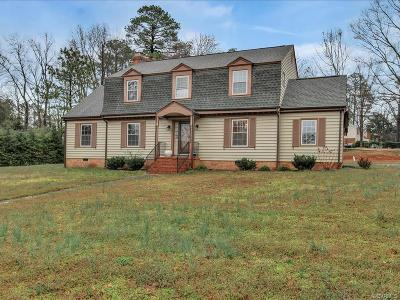 Henrico Single Family Home For Sale: 1525 Chauncey Lane