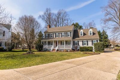 Mechanicsville Single Family Home For Sale: 8350 Reeds Grove Lane
