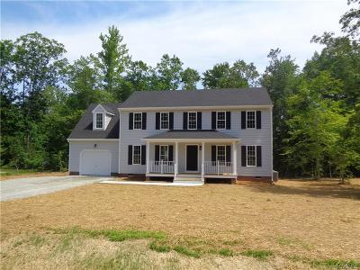 New Kent Single Family Home For Sale: 7112 Oakfork Loop