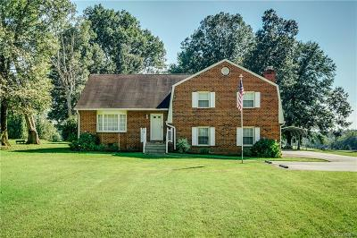 Chesterfield Single Family Home For Sale: 16201 River Road