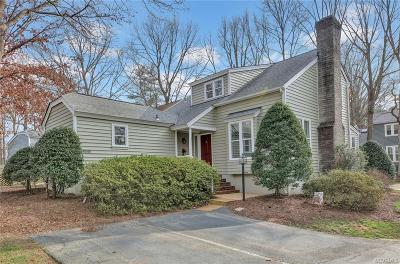 Henrico Condo/Townhouse For Sale: 11805 Coat Bridge Lane