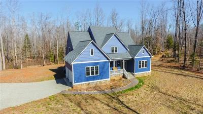 Chesterfield Single Family Home For Sale: 15430 River Road