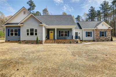 Hanover County Single Family Home For Sale: 11390 Poplar Gate Drive