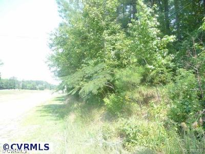 Land For Sale: 16601 Hull Street Road