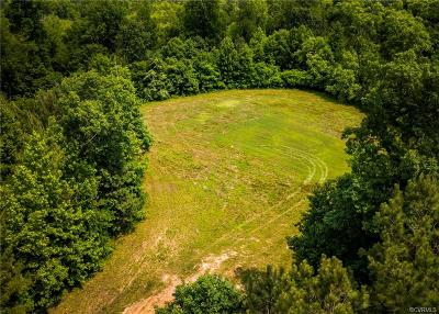 Chesterfield Land For Sale: 20640 River Road