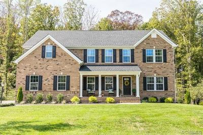 Henrico County Single Family Home For Sale: 11556 Swanson Mill Way