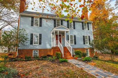 Henrico Single Family Home For Sale: 1004 Forest Avenue