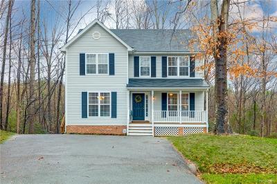 King William Single Family Home For Sale: 213 Black Creek Lane