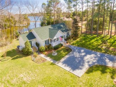 White Stone Single Family Home For Sale: 105 Heron Cove Lane