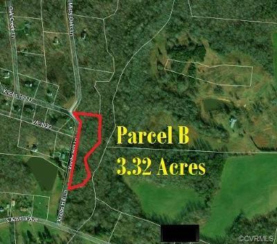 Land For Sale: 3.3 Acres Knobs Hill Lane