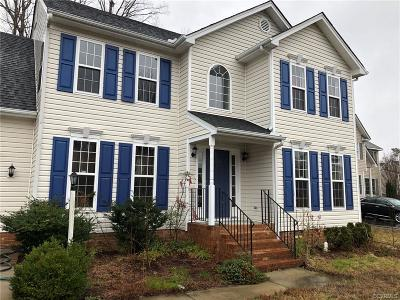Chesterfield County Rental For Rent: 9519 Dunroming Road