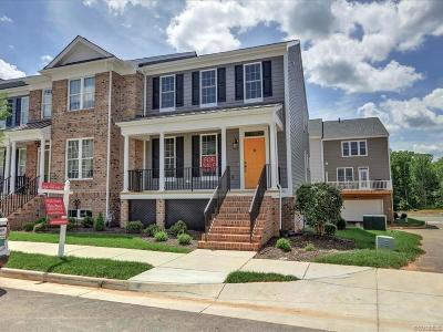 Midlothian Condo/Townhouse For Sale: 1349 Winfree Creek Lane
