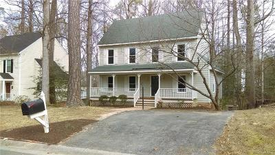 Midlothian Single Family Home For Sale: 5607 Chatmoss Road