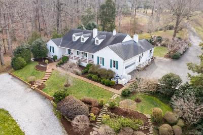 Richmond Single Family Home For Sale: 339 Flag Station Road