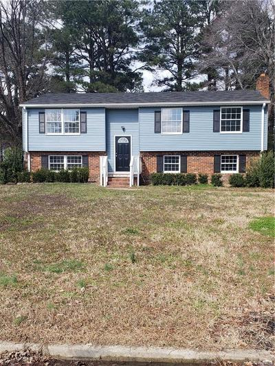 Henrico Single Family Home For Sale: 1902 Reagan Road