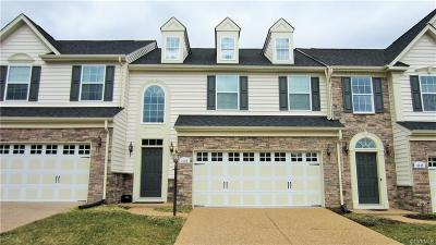 Glen Allen Condo/Townhouse For Sale: 3105 Abruzzo Place