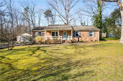 Richmond Single Family Home For Sale: 3100 Ragsdale Road