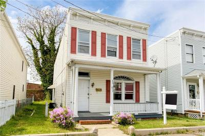 Richmond Single Family Home For Sale: 1703 Decatur Street