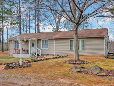 Nottoway County Single Family Home For Sale: 2560 Flat Rock Road