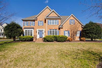 Henrico County Single Family Home For Sale: 5805 Hardwick Drive