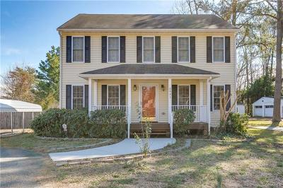 Richmond Single Family Home For Sale: 5931 Thorndale Lane