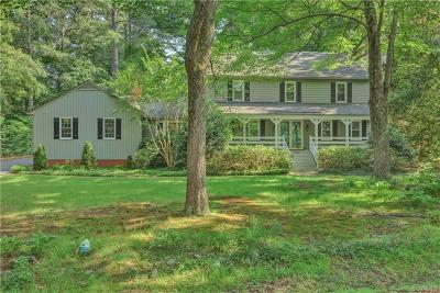 Henrico Single Family Home For Sale: 8714 Wishart Road