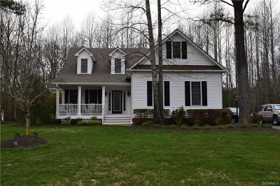 Henrico Single Family Home For Sale: 6720 Whitelake Drive