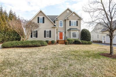 Mechanicsville Single Family Home For Sale: 10152 Stags Leap Drive