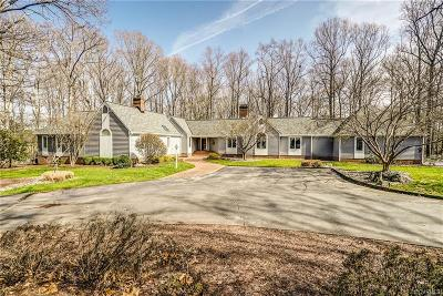 Manakin Sabot Single Family Home For Sale: 4 Broad Run Lane