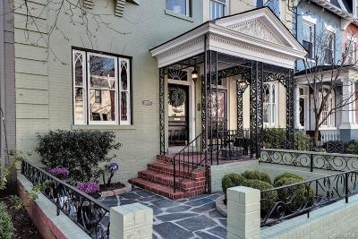 Richmond Single Family Home For Sale: 1809 Hanover Avenue