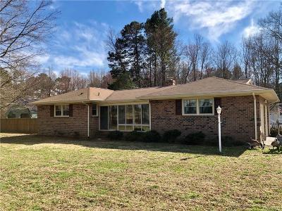 Prince George Single Family Home For Sale: 5605 Allin Road