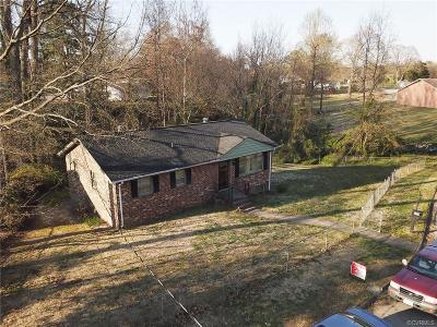 Petersburg Single Family Home For Sale: 621 Toll Gate Lane