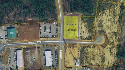 Ruther Glen Commercial For Sale: Commerce Way