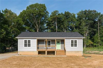 Powhatan Single Family Home For Sale: 1569 Dogwood Road