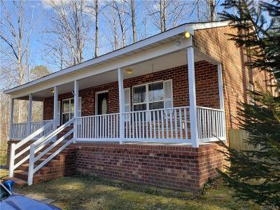 Ruther Glen Single Family Home For Sale: 338 Land Or Drive