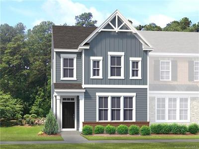Glen Allen Condo/Townhouse For Sale: 10807 Ashton Poole Place #59 Blk O