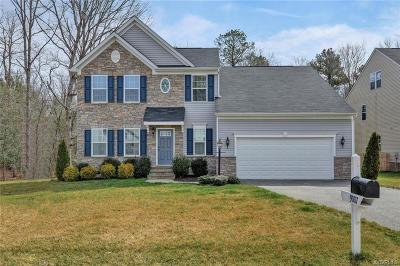 Richmond Single Family Home For Sale: 9007 Proctors Run Court