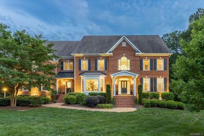 Henrico County Single Family Home For Sale: 12201 Keats Grove Court