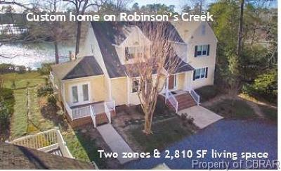 Middlesex County Single Family Home For Sale: 248 Cedar Pointe Drive
