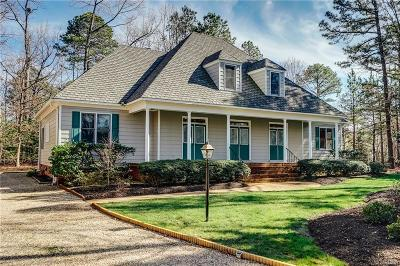 Glen Allen Single Family Home For Sale: 12101 Country Hills Court
