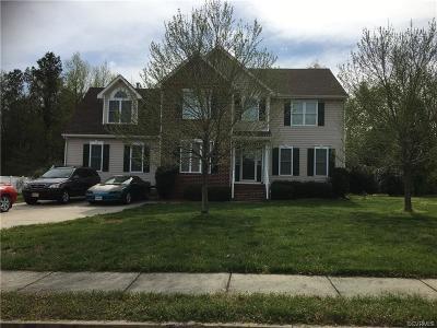Henrico Single Family Home For Sale: 6512 Bald Eagle Court