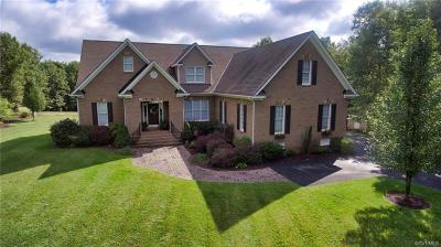 Mechanicsville Single Family Home For Sale: 10124 Lindsay Meadows Drive