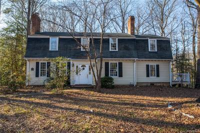 Single Family Home For Sale: 12900 Silver Crest Road