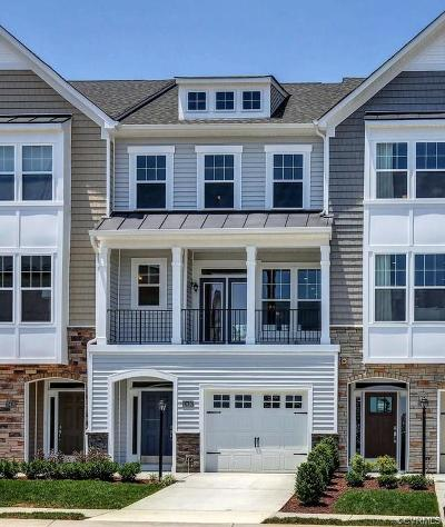 Henrico Condo/Townhouse For Sale: 2268 Perennial Circle #50 J