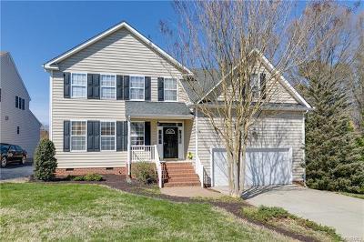 Glen Allen Single Family Home For Sale: 2824 Fairway Homes Way